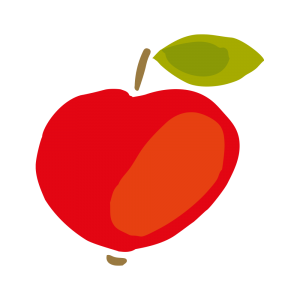 Chytre ovoce - ovoce - jablko