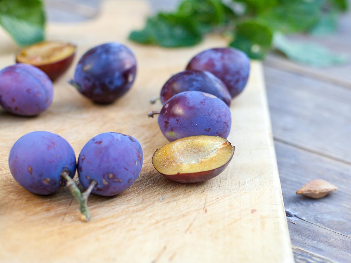 Chytre ovoce - O nas - Svestky