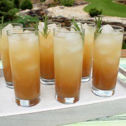 Hruškový drink