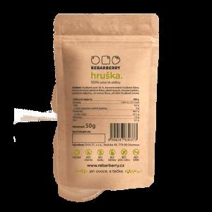 Hruška - 100% ovocné plátky