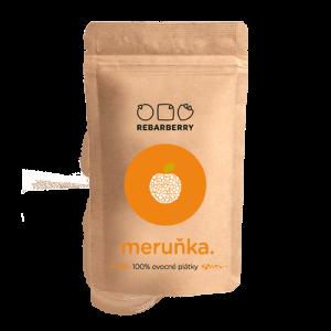 Meruňka - 100% ovocné plátky