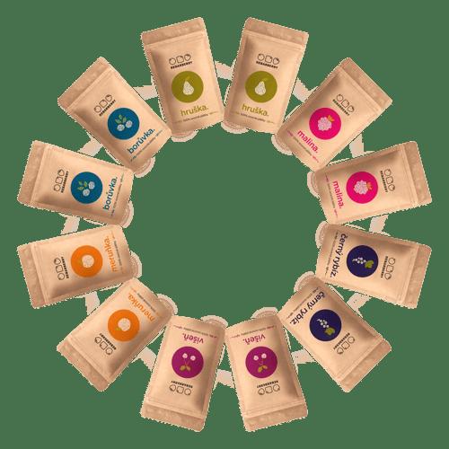 Rebarberry - Startovaci balicek S